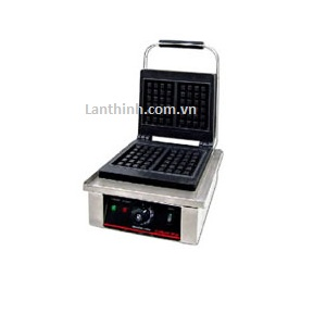 Waffle iron machine, heavy, LZ-801