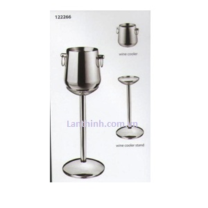 Wine bucket- Wine bucket stand; 122266-B; 122266-S
