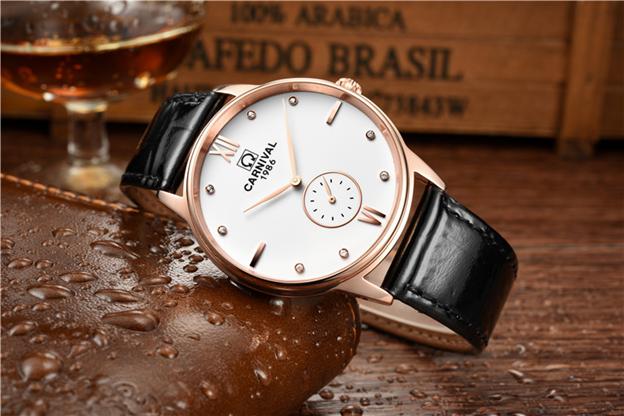 Đồng hồ nam Carnival 8708G - Size 38 mm - Quartz - 1