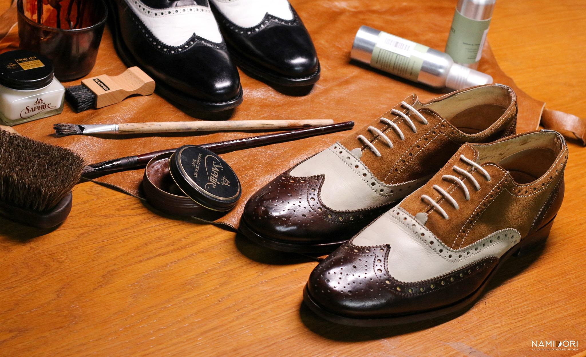 5 tiêu chí giúp đánh giá giày thủ công cao cấp