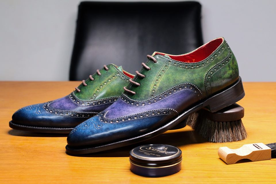 BROGUES AND WINGTIP