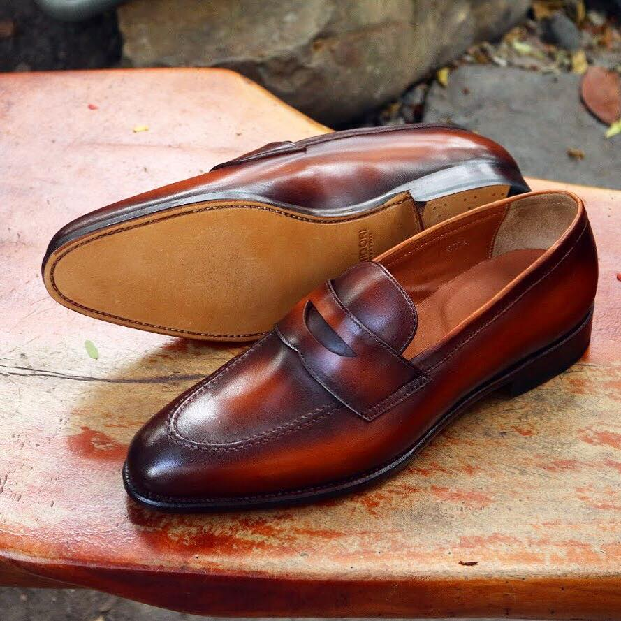 penny loafer