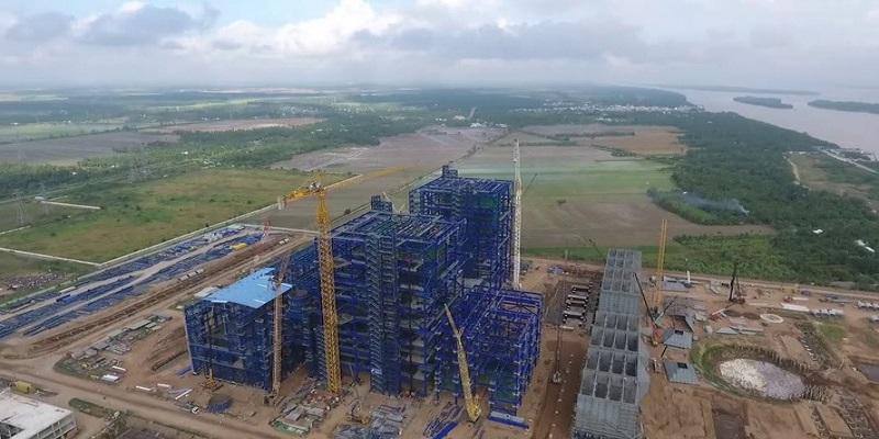 Nhà máy nhiệt điện Long Phú 1, tỉnh Sóc Trăng