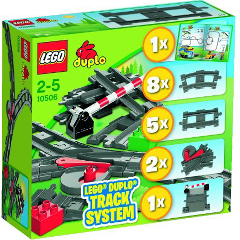 Đồ chơi lego 10506 Train Accessory Set V29