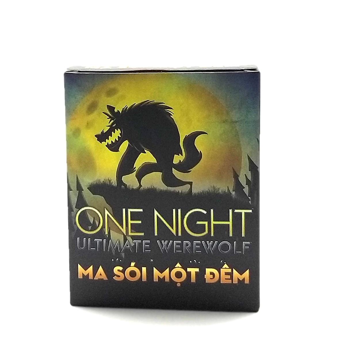 Ma Sói One Night Việt Hoá