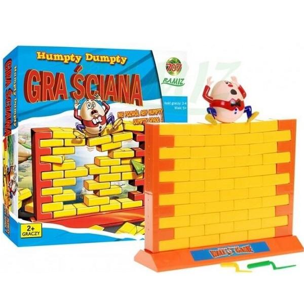 Trò chơi Board Game BG1005 Cậy Gạch - Humpty Dumpty's Wall Game