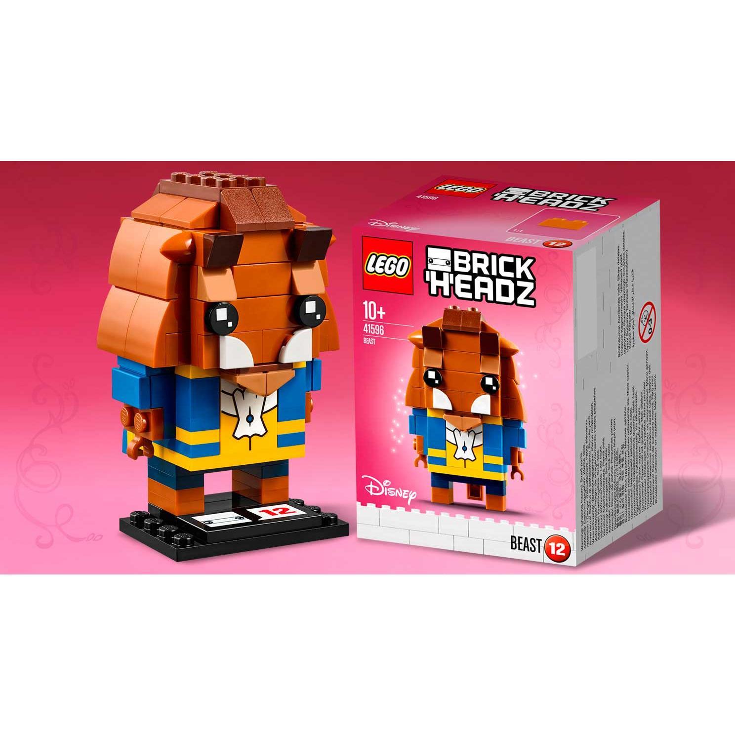 Đồ chơi xếp hình Lego 41596 - Hoàng Tử Quái Thú