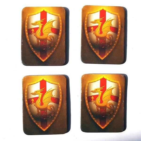 Trò chơi Board Game BG1001 Avalon - Truyền thuyết vua Arthur