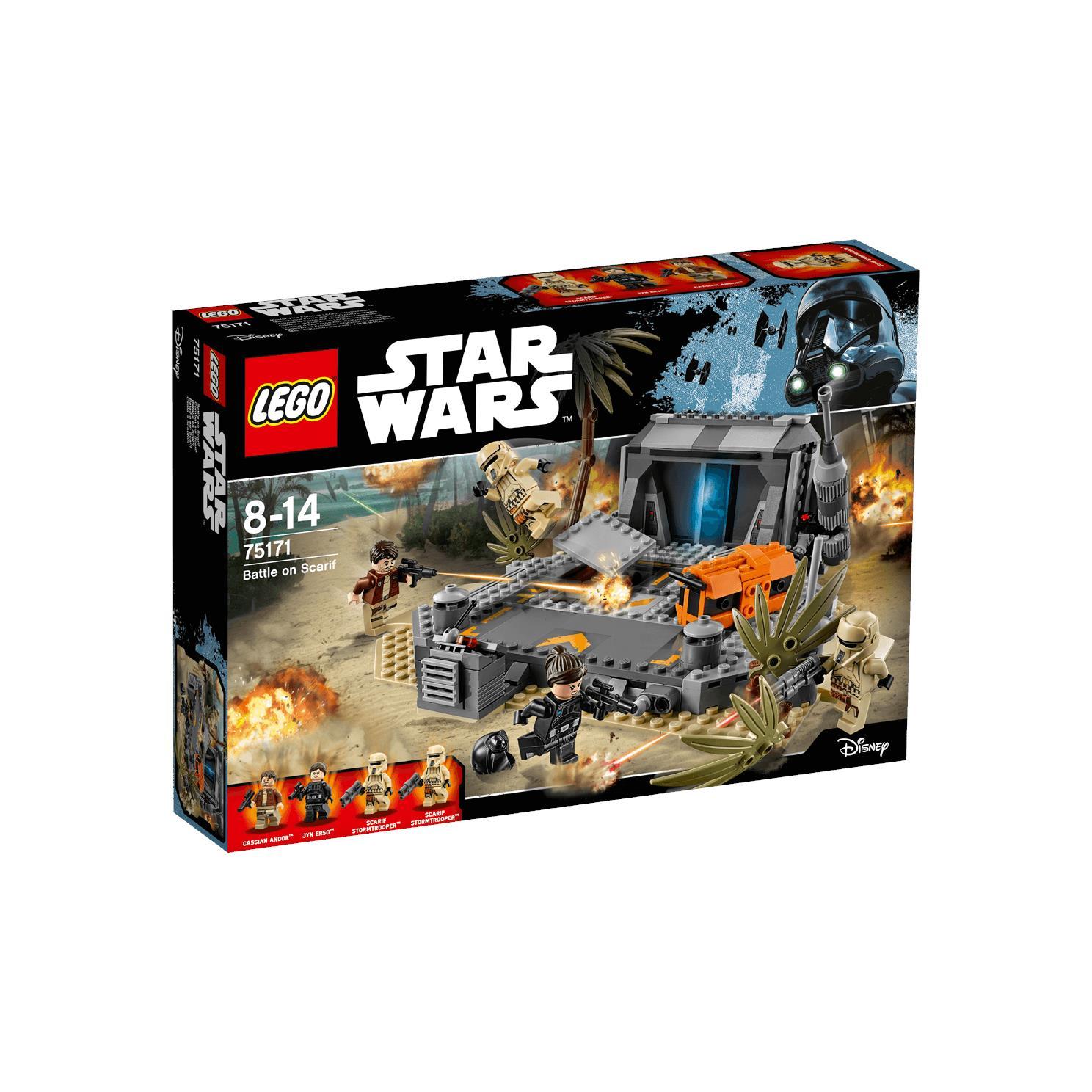 LEGO Star Wars 75171 Trận Chiến Trên Hành Tinh Scarif