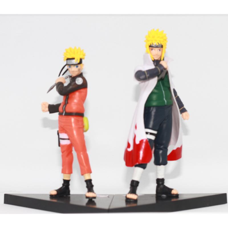 Bộ Mô hình Minato - Naruto loại cao cấp (Minato Figure) NO.803