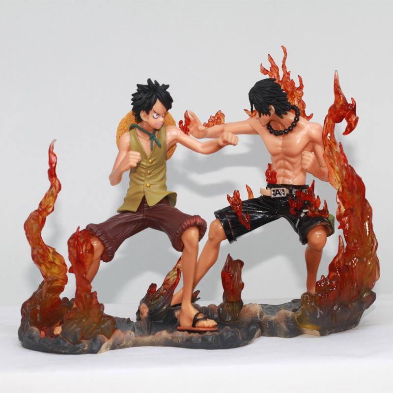Bộ mô hình ACE và LUFFY - One Piece NO.1003