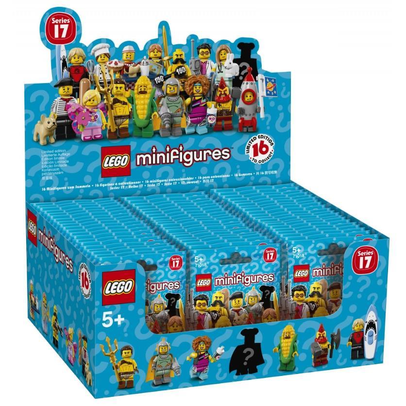 Lego 71018 Nhân Vật LEGO Số 17