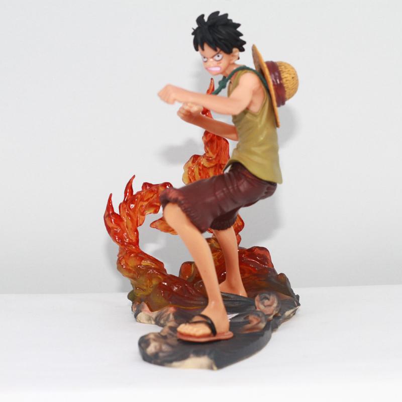 Mô hình Luffy loại xịn - One Piece NO.1001