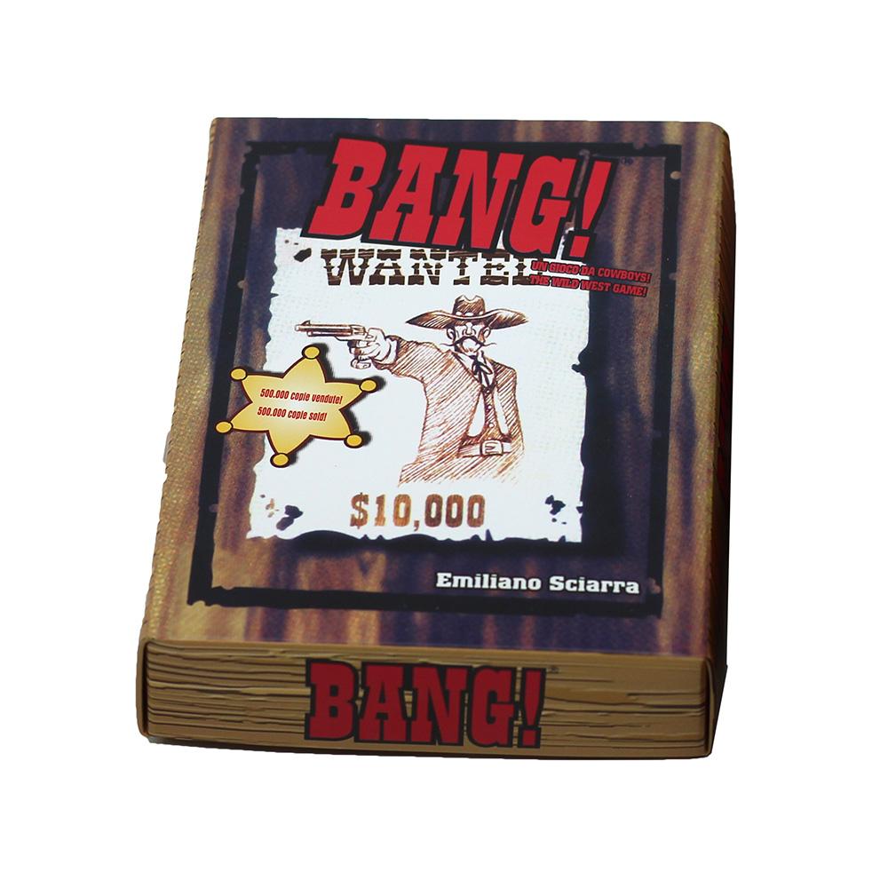 Combo Bài BANG! & Ma Sói Characters (Việt Hóa)