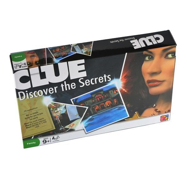 Trò chơi Board Game BG62 Clue - Suy luận phá án