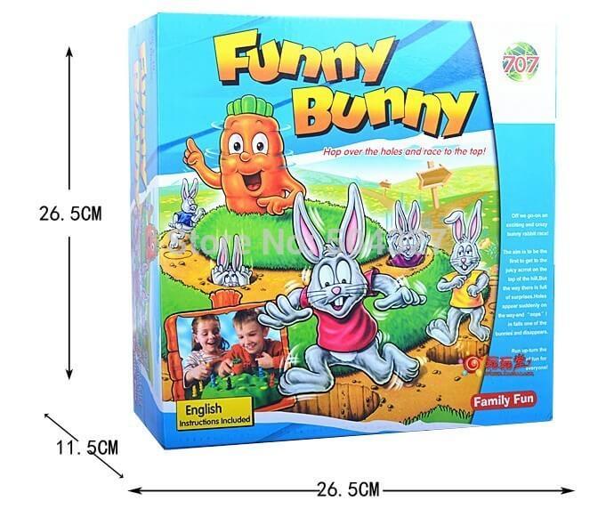 Funny Bunny - Chú Thỏ Vui Nhộn