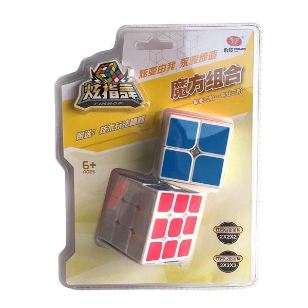 Rubik CBBG16 Combo Rubik 2x2 & Rubik 3x3