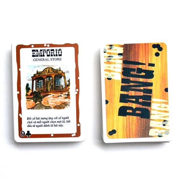 Board Game CBBG13 Combo BANG! & Coup