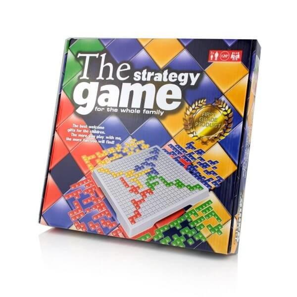 Đồ chơi Board Game BG2020 Blokus Vuông to - Lấn chiếm lãnh thổ