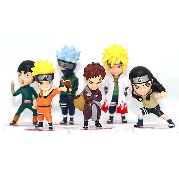 Bộ mô hình Naruto (Nanuto Figure) NO.307