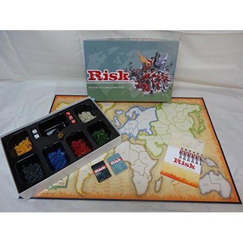 Risk - Chiến Tranh Thế Giới