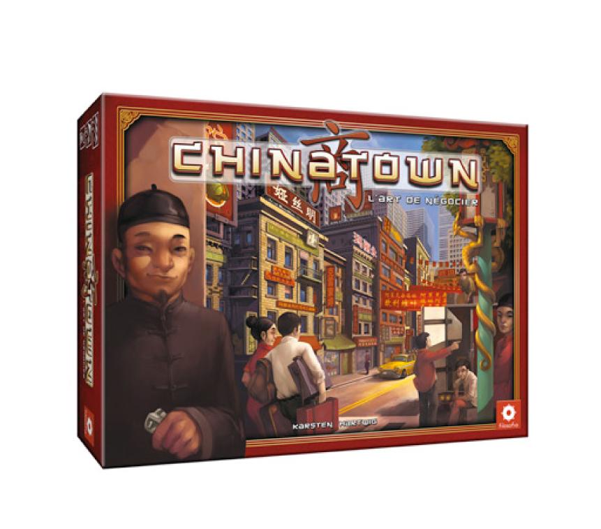 China Town - Thị Trấn Trung Hoa