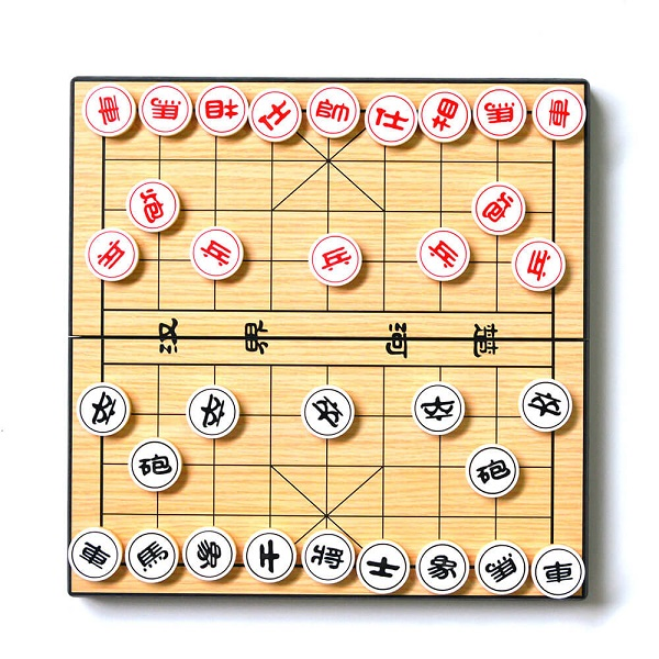 Đồ chơi Board Game BG40 Cờ Tướng Nam Châm