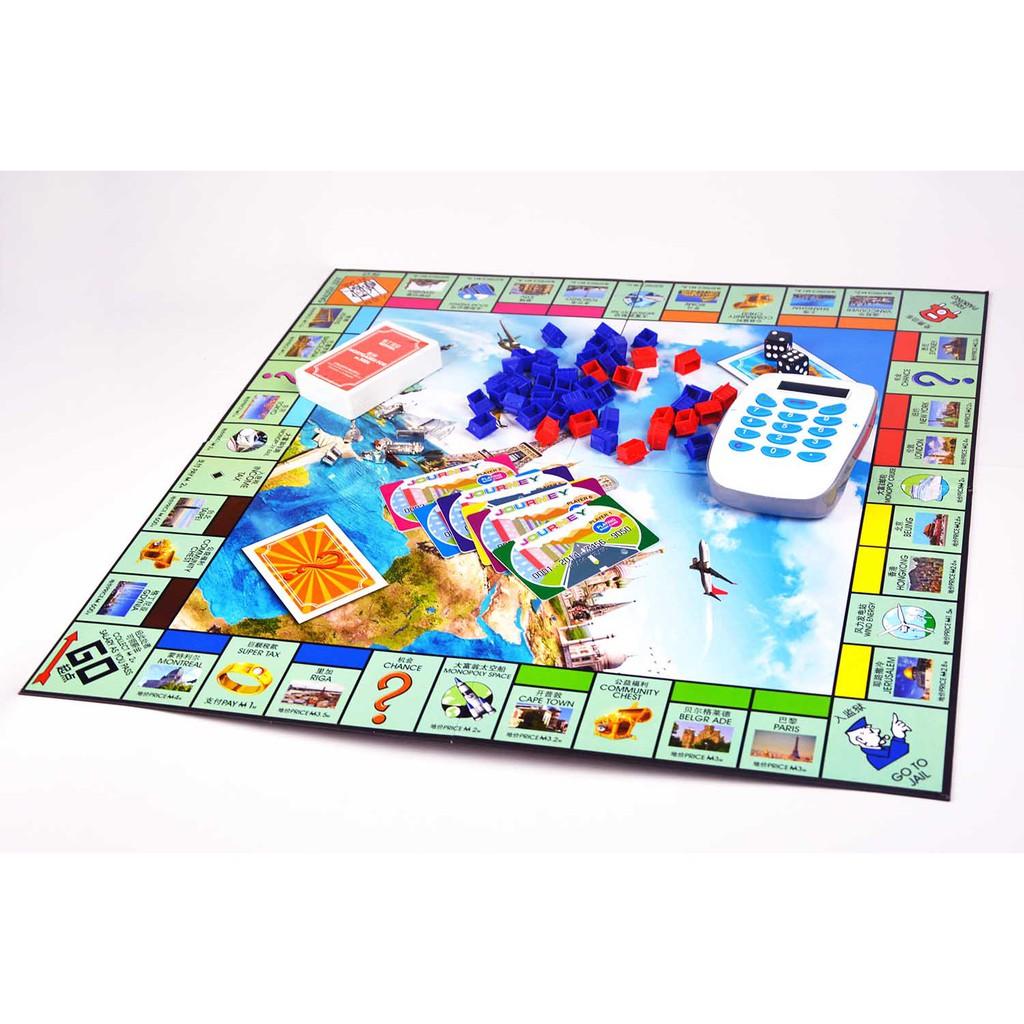 Cờ Tỷ Phú Monopoly: Electronic Banking