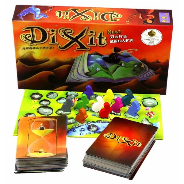 Trò chơi Board Game BG12 Dixit - Câu Chuyện Mộng Mơ
