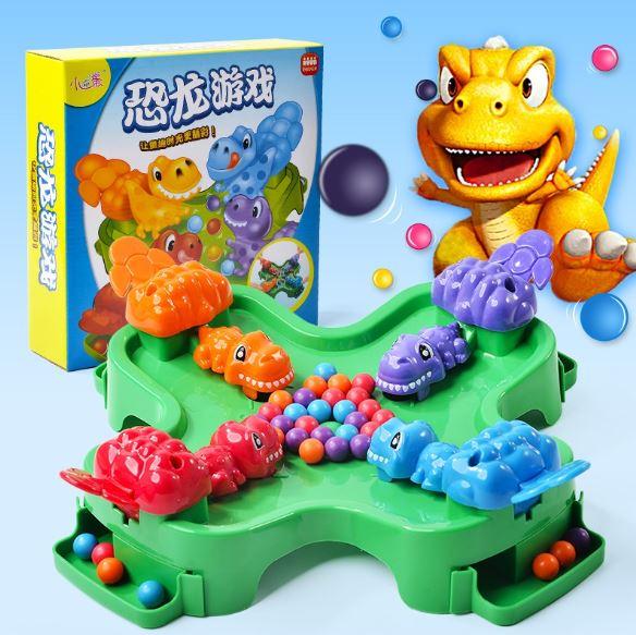 Đồ chơi trẻ em game Khủng Long ăn trứng hấp dẫn