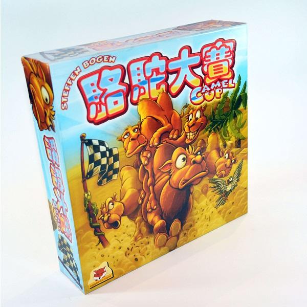 Trò chơi Board Game BG55 Camel Up - Đua Lạc Đà