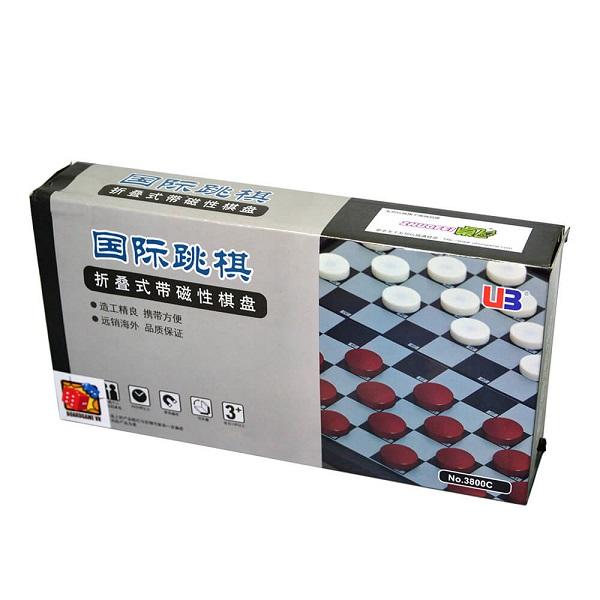 Trò chơi Board Game BG44 Cờ Checkers Nam Châm (Cờ Đam)