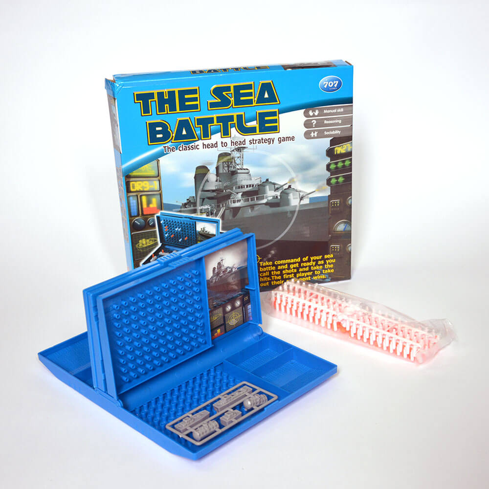 The Sea Battle - Cuộc chiến trên biển