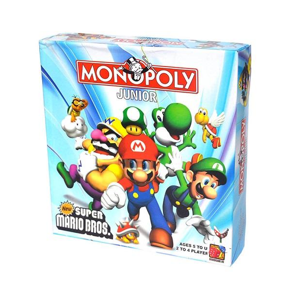 Đồ chơi Board Game BG33 Monopoly Junior Mario - Cờ Tỷ Phú Mario