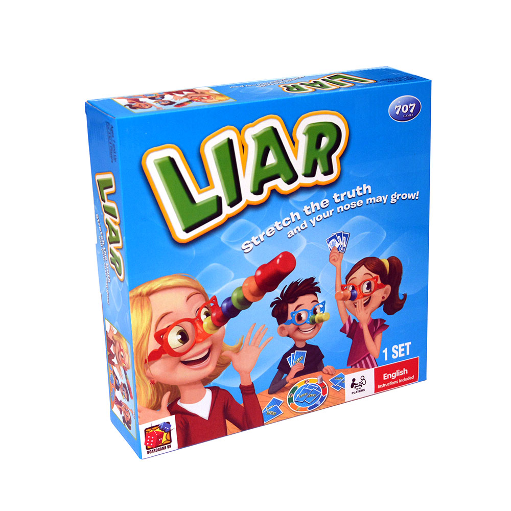 Liar - Ai là kẻ nói dối