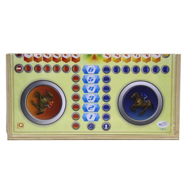 Bộ trò chơi cờ cá ngựa mềm cỡ bé MC06
