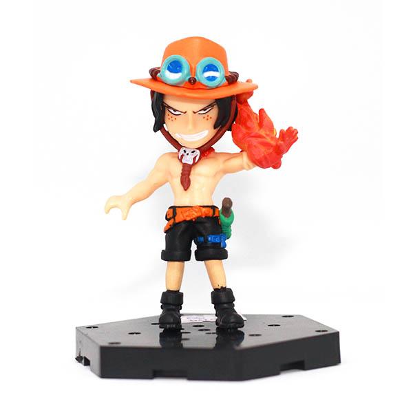 Mô hình One Piece NO.504 - Mô hình Portgas D. Ace (Ace Figure)