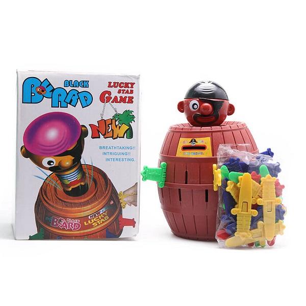 Board Game BG02 Trò Chơi Đâm Hải Tặc -Pop-Up Pirate!