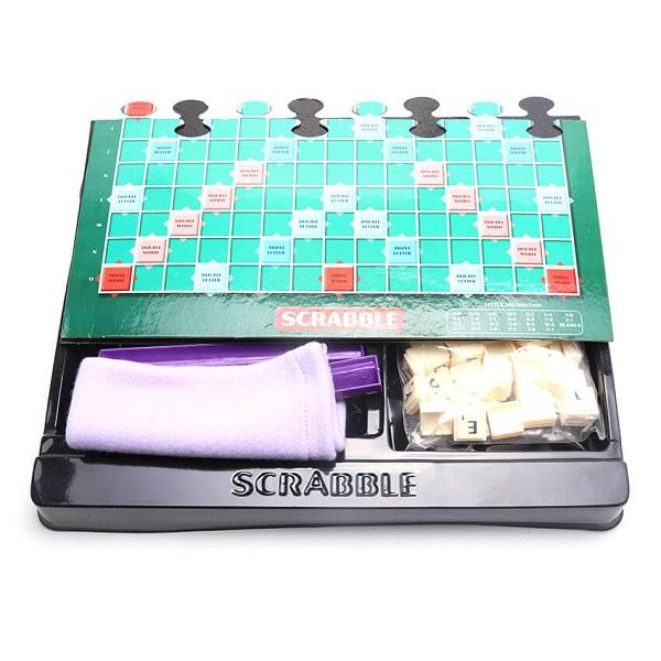 Đồ chơi Board Game Scrabble - Xếp Chữ Tiếng Anh BG1045