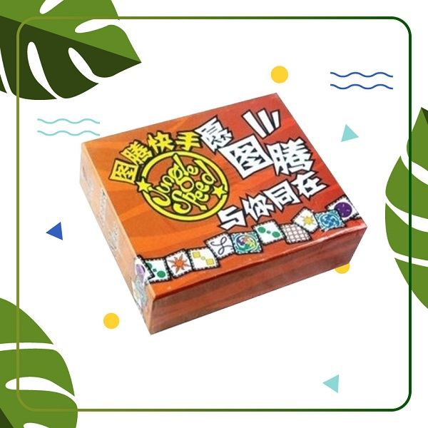 Trò chơi Board Game BG13 Jungle Speed