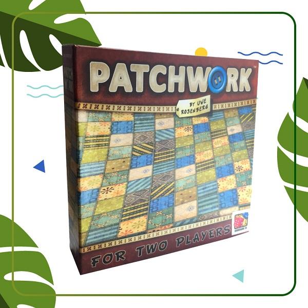 Trò chơi Board Game BG09 Patchwork - Cuộc chiến may vá