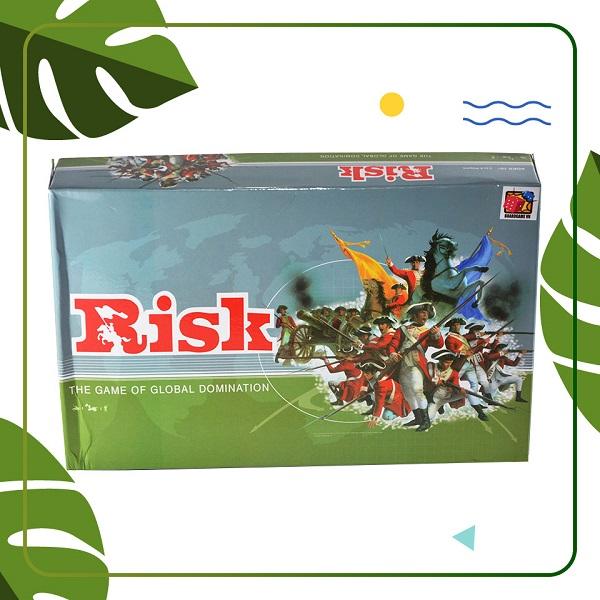 Trò chơi Board Game BG60 Risk - Chiến Tranh Thế Giới