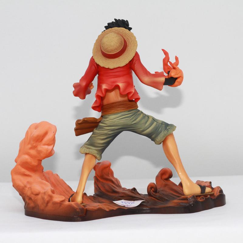 Mô hình Luffy đế lửa siêu đẹp - One Piece NO.902