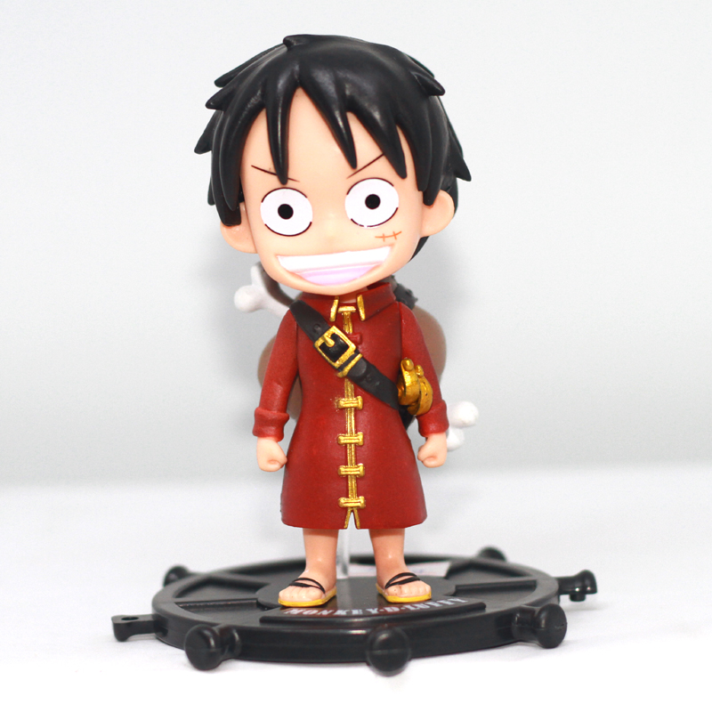 Mô hình Luffy (Going Merry ) - One Piece NO.602