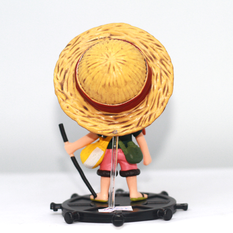 Mô hình Luffy (thuyền trưởng con tàu Going Merry ) - One Piece NO.601