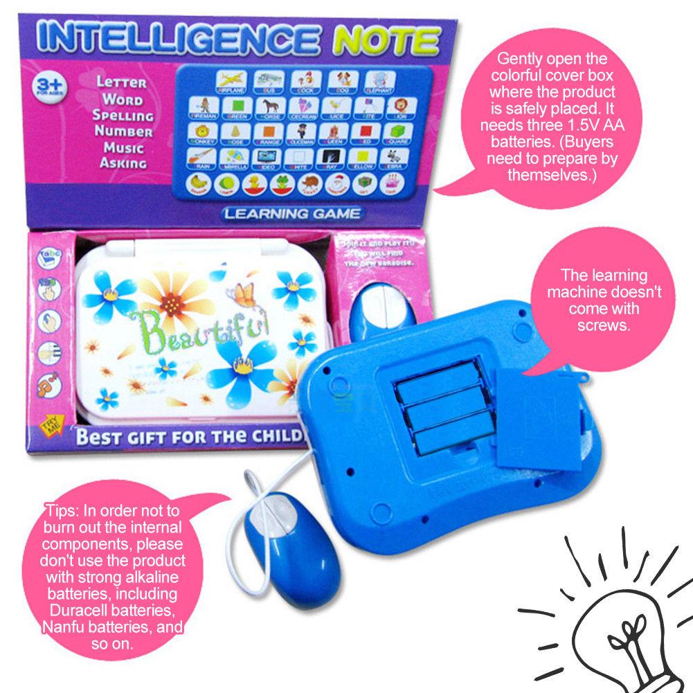 Đồ chơi máy tính bảng học tập thông minh cho bé