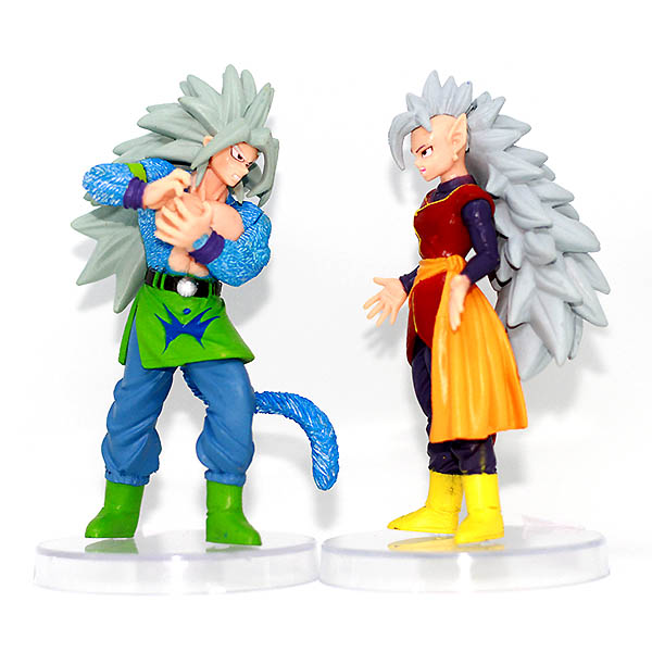 Mô hình Dragon Balll - Siêu Saiyan Dragon Ball Figure NO.202