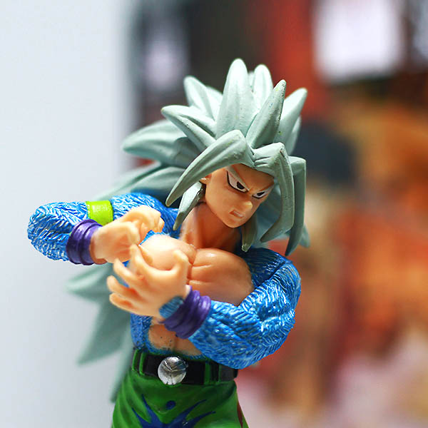 Mô hình Dragon Balll - Siêu Saiyan Dragon Ball Figure NO.205