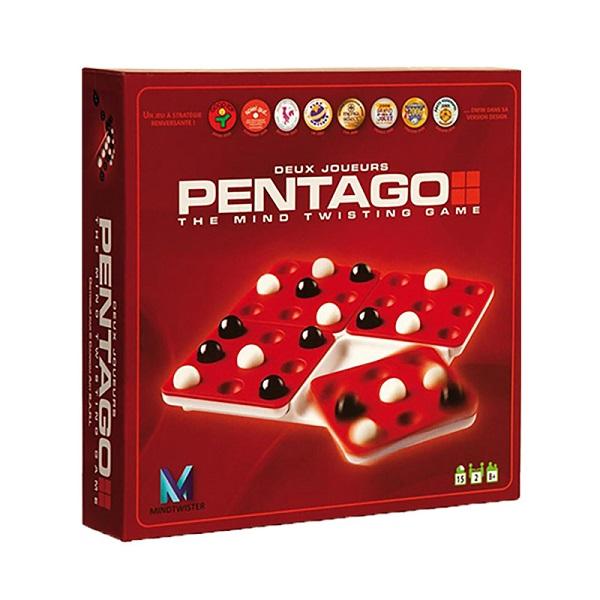 Trò chơi Board Game BG72 Pentago - Cờ Xoay