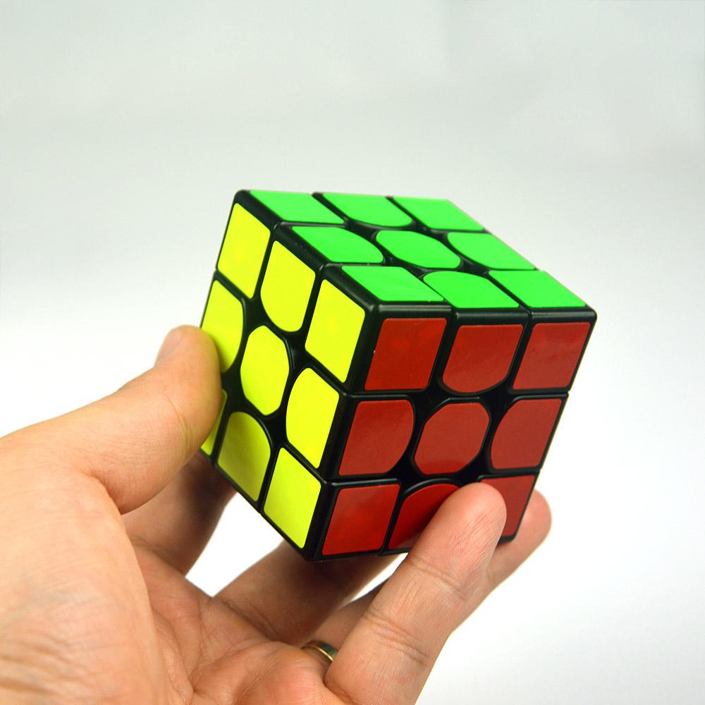 Trò chơi Rubik Thunderclap 3x3 QiYi BG1064